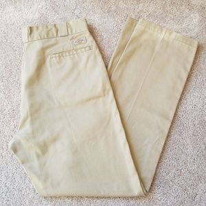 Men's 34x34 Dickies Khaki Pants